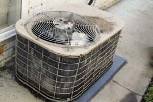 very-old-and-corroded-outdoor-ac-unit